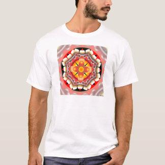 Orange roulett t-shirt