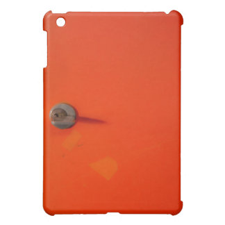 Orange skåp iPad mini  skal