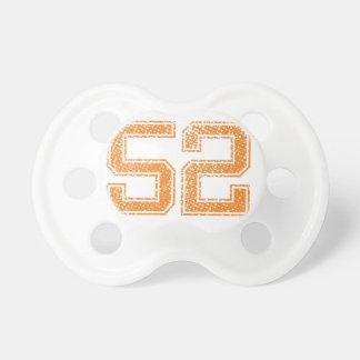 Orange sportar Jerzee numrerar 52.png Napp