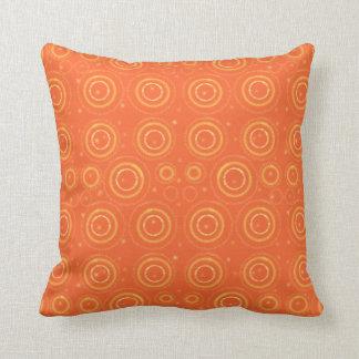 Orangen dämpar kudde