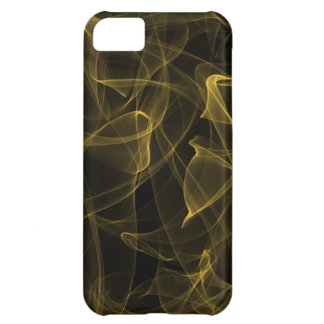 Orangen röker fodral för iPhone 5 iPhone 5C Fodral