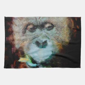 Orangutan Kökshandduk