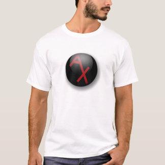 Orb för AntropoX AXlogotyp T-shirt