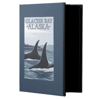 Orcaval #1 - glaciärfjärd, Alaska iPad Air Skydd