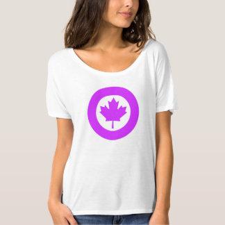 Orchid Kanada Roundel Tshirts