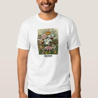 Orchids (Artforms av naturen) T-shirts