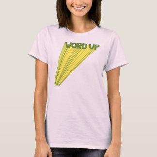 Ord upp tshirts