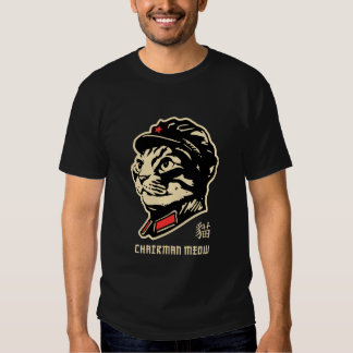 Ordföranden jamar! Skisserat Tee Shirts