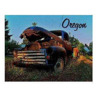 Oregon lastbilvykort vykort