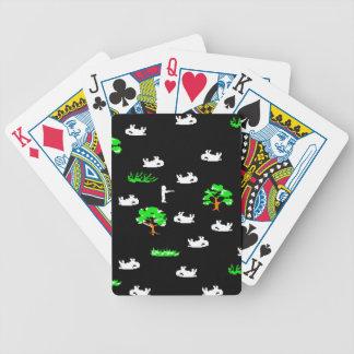 Oregon slingaklassiker spelkort