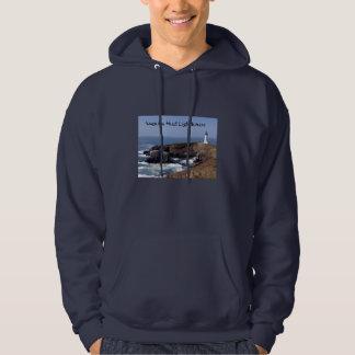 Oregon Yaquina för Head fyr Hooded tröja