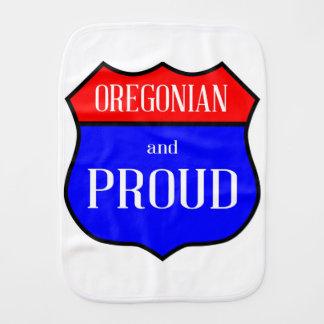 Oregonian och stolt bebistrasa