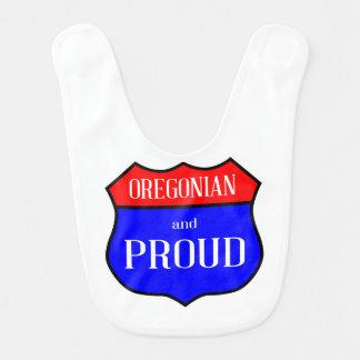 Oregonian och stolt hakklapp