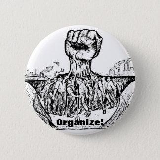 Organisera! knäppas standard knapp rund 5.7 cm