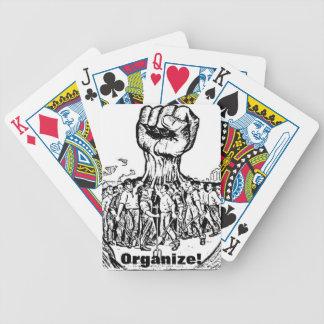 organisera! spelkort