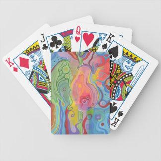 Organiserad kaos spelkort