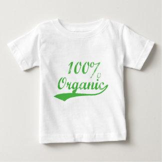 Organisk 100% tee shirt