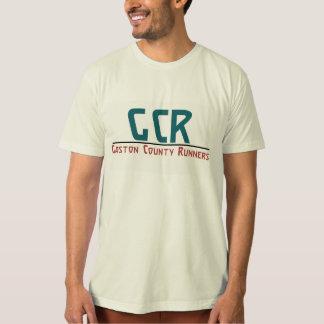 Organisk bomullsT-tröja för GCR T Shirts