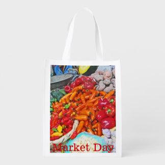 Organiskt marknadsföra - Foodie himmel - Chiles & Återanvändbar Påse