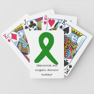 Organoljedoseringskort Spelkort