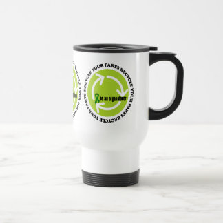 Organoljedoseringstravel mug resemugg