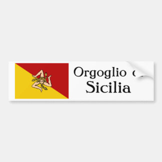 Orgoglio di Sicilia bildekal