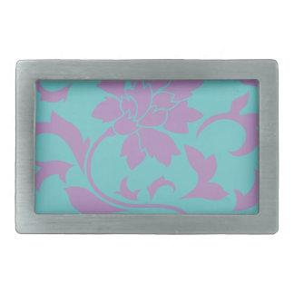 Orientalisk blomma - lila Mint