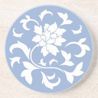Orientalisk blomma - mönster för underlägg
