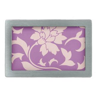 Orientalisk blomma - rosa kvartar &