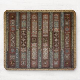 Orientaliskt tak för arabiska - Mousepad Musmatta