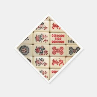 Orientaliskt uttryck pappersservetter