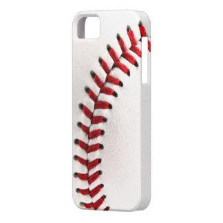 Original- baseballboll iPhone 5 Case-Mate skydd
