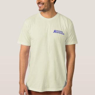 original- et-teckennamnskjorta - enkelt bröst t-shirt