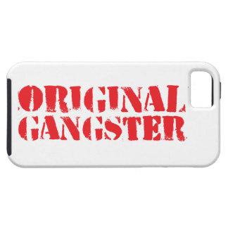 Original- gangster iPhone 5 Case-Mate skydd