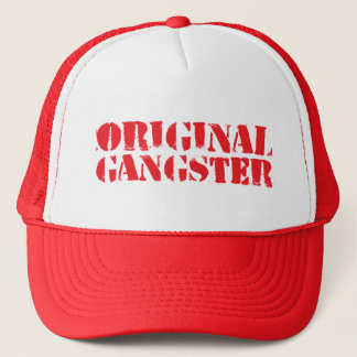 Original- gangster keps