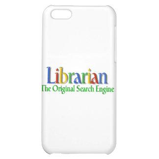 Original- sökandemotor för bibliotekarie