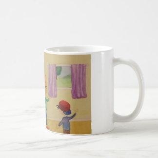 Original- Tommy Jinks konst Kaffemugg