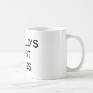 Original- världs bäst chefmugg kaffe kopp