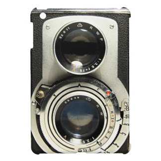 Original- vintagekamera iPad mini mobil fodral