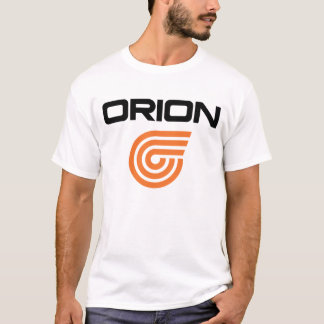 Orion flygbolag tee shirts