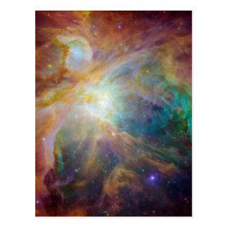 Orion i Infrared Vykort