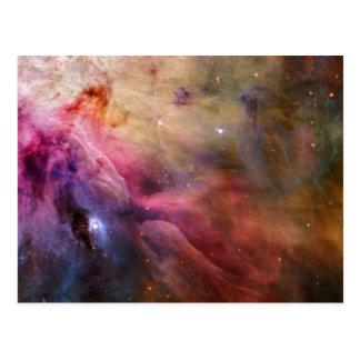 Orion Nebula M42 Vykort