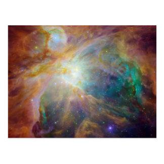 Orion Nebulakomposit Vykort