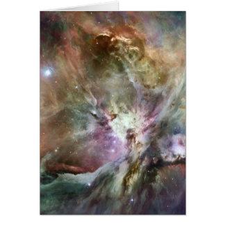 Orion Nebulapastell OBS Kort