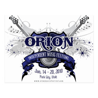 Orion vykort
