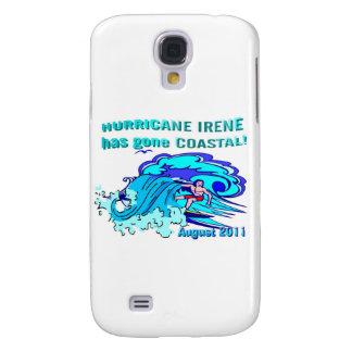 """""""OrkanIrene"""" kust- samling Galaxy S4 Fodral"""