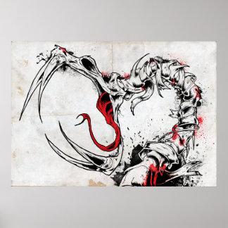Orm av död II Posters