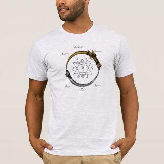 Orm och drake Ouroboros T Shirts