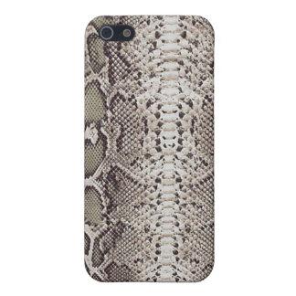 Ormen flår Speckfodral iPhone 5 Cover