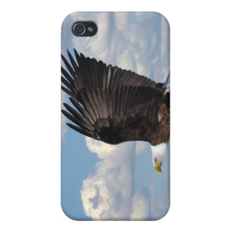 Örn i himmlen iPhone 4 skydd